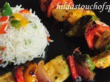 Assorted Bell Pepper Rice