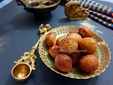 Foxtail Millet/Thinai Appam