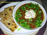 Rajma masala(red kidney beans curry)