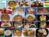 20 Holi Special Recipes 2016 - Holi Sweets - Holi Snacks Collection List