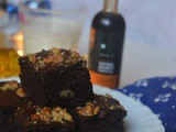 Fudgy Walnut Brownies, How to make Classic Fudge Walnut Brownies | Old Fashioned Brownies