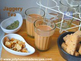 Jaggery Tea Recipe, How to make Gud ki Chai Recipe | Cardamom Tea with Jaggery