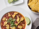 Vegan Tortilla Soup