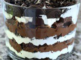Cookies and Cream Brownie Trifle