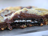 Hide and Seek Oreo Chocolate Chip Cookies