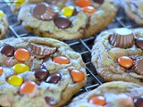 Reese's Brown Butter Cookies