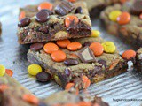 Reese's Peanut Butter Blondies