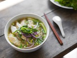 Chicken Phở Recipe (Vietnamese Phở Gà / Chicken Noodle Soup)