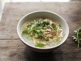 Miến Gà Recipe (Vietnamese Chicken Soup w/ Glass Noodles)
