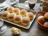 Pandesal (Soft & Fluffy Filipino Bread Rolls)