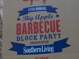 11th Annual Big Apple bbq Block Party at Madison Square Park in nyc, New York