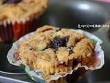 Thb #3 Blueberry Streusel Coffee Cake