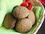 Ragi Coconut Cookies Recipe – How to make crunchy Ragi Biscuits