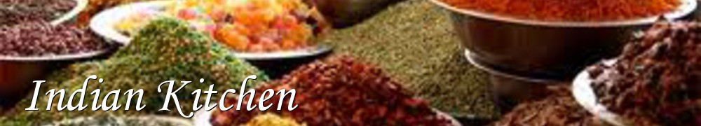 Very Good Recipes - Indian Kitchen