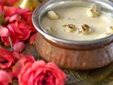 Puffed Lotus Seeds / Makhana Kheer (using Jaggery)