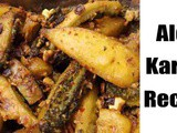 Easy Aloo Karela Recipe