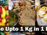 "Lose upto 1 Kg in 1 Day ""Diet Plan by Dr. Ekta Jain"""