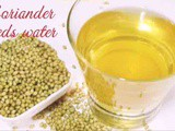 Lose weight with Coriander Seeds Ayurvedic Drink