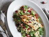'Chicken with Tabbouleh' from 'aip by Season'