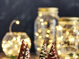 Brauni jelkice / Christmas tree brownies