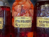 Recipe for The Parish's Strawberry Habanero Infused Tequila