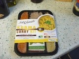 Chicken Korma & Beef Massaman Curries - review of the Spice & Sizzle Kits
