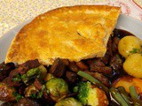 The best Game Pie, made for Farmer's Choice (Free Range) Ltd