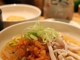 Bibigo: Hangover Soup, Feast Noodles and Grilled dishes in Korean Sauces