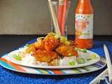 Firecracker Chicken ~ Spice It Up #SundaySupper