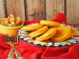 Pumpkin Sopapillas with Pico de Gallo ~ November #SecretRecipeClub