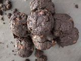 Tahini Chocolate Chunk Cookies