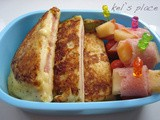 Ham & Cheese French Toast (390)