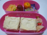 Tuna Sandwiches Again Bento (406)