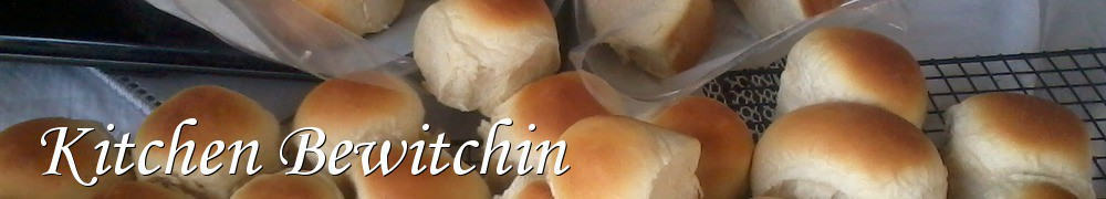 Very Good Recipes - Kitchen Bewitchin