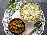 Day 76: Celebrating পয়লা বৈশাখ/ নববর্ষ/Bengali New Year with Keema/Minced Lamb Curry