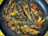 Quick Bengali Fish Curry with Nigella Seeds