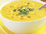 Corn and Sweet Potato Chowder