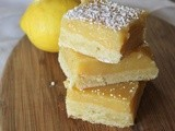 Brown Butter Lemon Bars