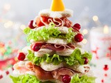 Christmas Tree Sandwiches Recipe Your Guests Will Love