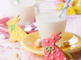 Easter Sugar Cookies Recipe for Easter 2021