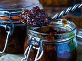 Bacon And Whisky Jam With Coffee And Maple Syrup