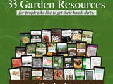 Gardening and Sustainable Living Bundle