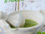Smokey Parsley and Almond Pesto and the Edinburgh Foodies Festival