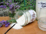Lavender and Lace........and French Lavender and Vanilla Sugar for Elegant Cakes and Bakes