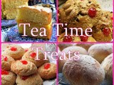 The New Tea Time Treats January Challenge! Sweet Pastries and Breads