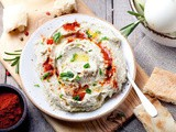 Baba Ganoush (Eggplant Dip) Recipe