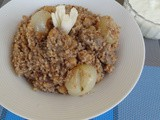 Bulgur With Meat (Burgul Bi Dfeen)
