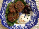 Crisp Lentil Patties Recipe