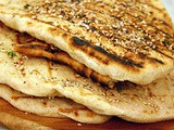 Grilled Flat Bread Recipe