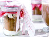 Hot Chocolate Jars Recipe